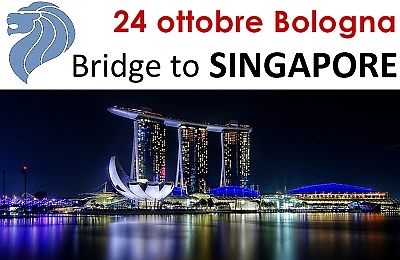 "24 Ottobre, Bologna: ""CONTRACT IN FAR EAST: BRIDGE TO SINGAPORE""."