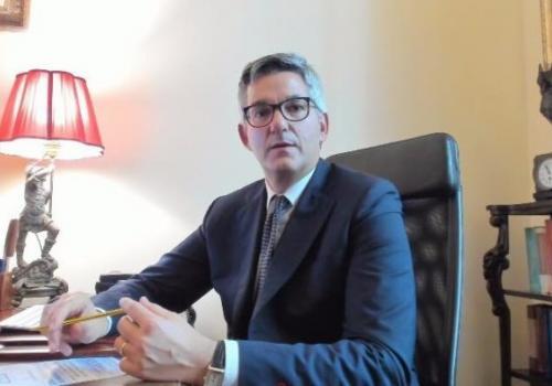 Antonino Galletti Delegato ROMA