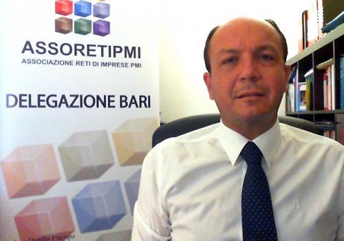 Danilo Piscopo Delegato Regionale PUGLIA