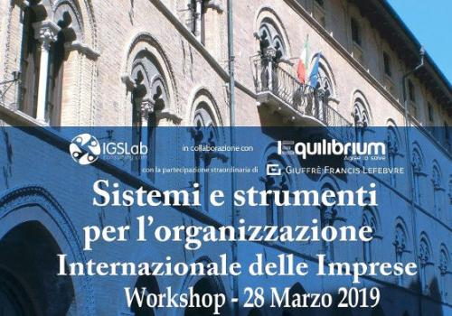28 Marzo Ancona SISTEMI E STRUMENTI A SUPPORTO DELLE IMPRESE: NUOVO APPROCCIO ALL'INTERNAZIONALIZZAZIONE.