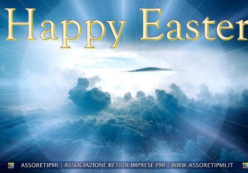 Buona Pasqua da ASSORETIPMI