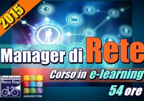 CORSO MANAGER DI RETE 2015