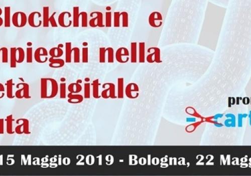 Corso: La Blockchain e gli impieghi nella Società Digitale Evoluta