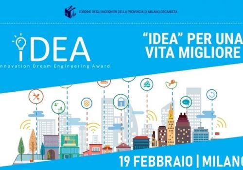 """19 Febbraio, Milano: """"IDEA"""" PER UNA VITA MIGLIORE"""