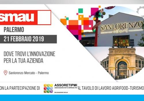SMAU Palermo Agrifood, Turismo e Smart Communities