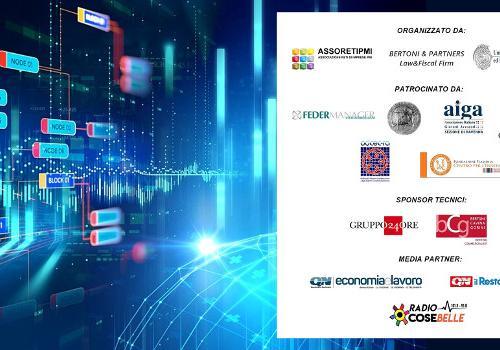 """Convegno """"Internazionalizzare con successo: Reti di impresa e Blockchain"""""""