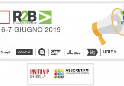 SMAU BOLOGNA 2019 Invito VIP