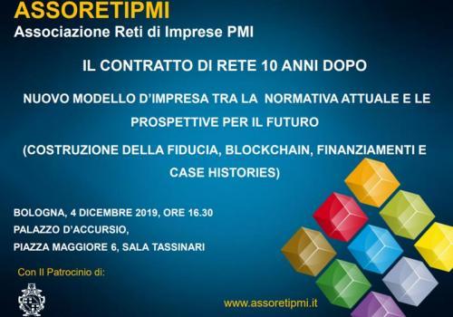 4 Dicembre, Bologna: IL CONTRATTO DI RETE 10 ANNI DOPO