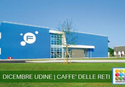 11 Dicembre Udine: Caffè delle Reti. Focus Bandi e Contributi Europei