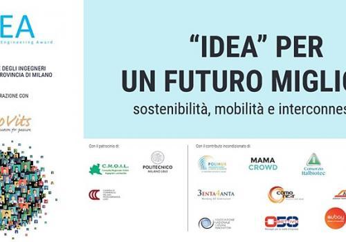 """28 Febbraio Milano: Premiazione Progetti Concorso """"IDEA"""" PER UN FUTURO MIGLIORE"""