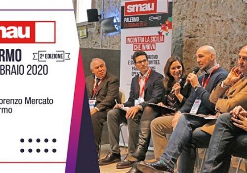 SMAU Palermo 2020: Open Innovation, Agrifood e Smart Communities