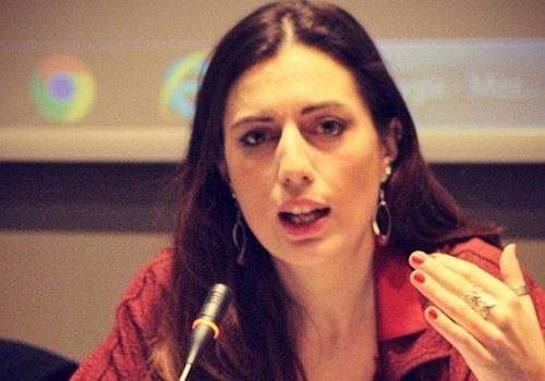 Silvia Malandrin Delegata FIRENZE
