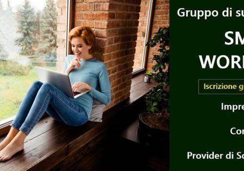 GRUPPO DI SUPPORTO SMART WORKING PMI