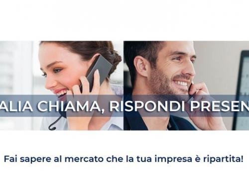 Italia Riparte. Il mercato ti aspetta. L'iniziativa di CRIBIS per le Imprese Italiane.