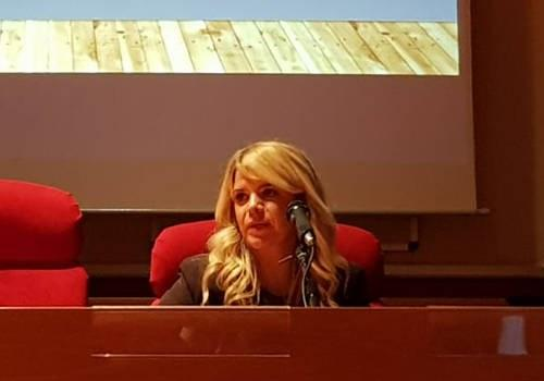 Claudia Ghiso Delegata SAVONA