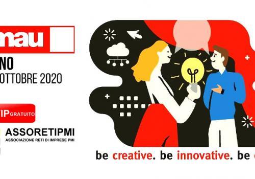 SMAU Milano: Startup in Rete, Reti d'impresa, Innovazione, Ecobonus 110