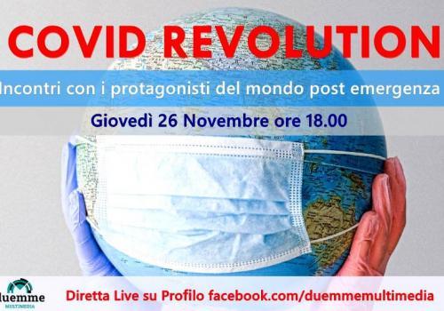 Incontro Online COVID REVOLUTION 26 novembre 2020
