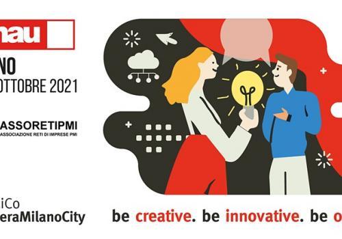 """12-13 Ottobre, SMAU MILANO. """"RI-EVOLUTION: come cambia il modo di fare Impresa, di fare Rete"""""""