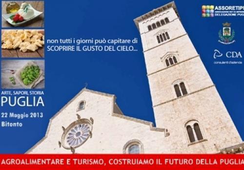 """""""Agroalimentare e Turismo, costruiamo il futuro della Puglia"""""""