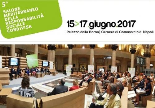 """16 Giugno, Napoli: """"Strategie e strumenti per la competitività delle imprese responsabili: dalle parole ai fatti"""""""