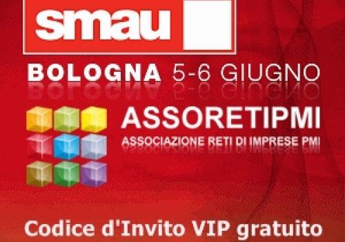 Materiali 5-6 Giugno, SMAU Bologna, 4° tappa roadshow Reti di Imprese con ASSORETIPMI