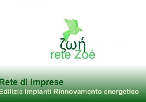 Bando - Concorso di Idee per la realizzazione del portale web di RETE ZOE' scad. 12/10/2016