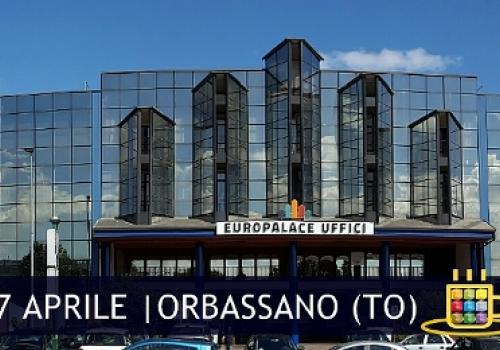 7 Aprile, Orbassano (TO): 1° Caffè delle Reti di ASSORETIPMI Piemonte, Open Day e Networking all'EuroPalace!