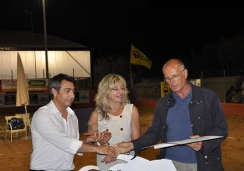L' AssoRetiPMI Team Volley Jòya premiato dalla Gazzetta
