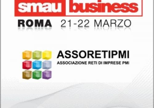 ASSORETIPMI ti invita a Smau Roma, 21-22 Marzo