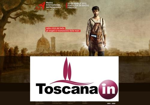 """ASSORETIPMI ospite di ToscanaIN al Workshop """"Reti d'impresa"""" Firenze 26 aprile Mostra dell'Artigianato"""