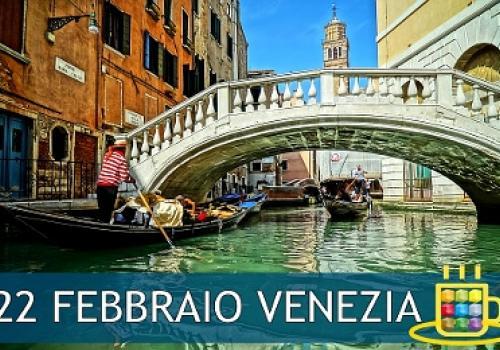22 Febbraio, Venezia: 1°Caffè delle Reti di ASSORETIPMI Veneto, fai l'upgrade dal virtuale al reale!