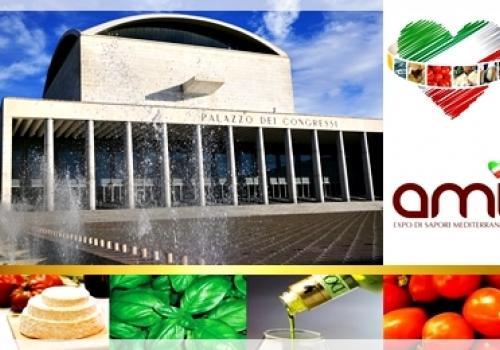"""Roma, 24-25 Gennaio: Workshop Reti Agrifood e Convegno """"Per un nuova economia, ripartiamo dal cibo"""" ad AMI EXPO."""
