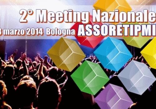 Comunicato Stampa: 8 Marzo, Bologna, 2° Meeting Nazionale ASSORETIPMI - Giornata nazionale delle Reti d'Impresa