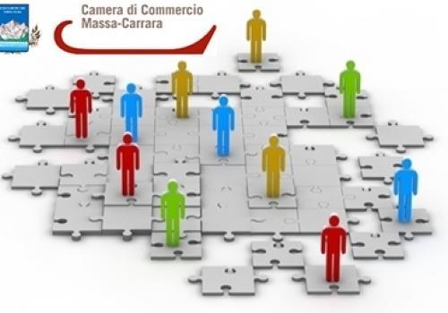"Carrara, 19 Aprile ""Reti d'impresa, opportunità di crescita, innovazione, internazionalizzazione"""