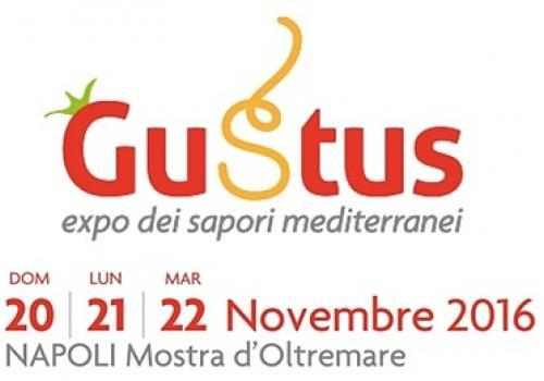 20-22 Novembre, Napoli: GUSTUS, Salone dell'Agroalimentare e dell'Enogastronomia, con ASSORETIPMI