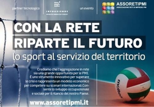 """5 Ottobre, Gioia del Colle: """"Con la Rete riparte il futuro! lo Sport al servizio del territorio"""""""