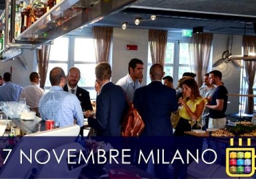 17 Novembre, Milano: 4°Caffè delle Reti di ASSORETIPMI al Copernico Café. Fare rete con gusto, di più!
