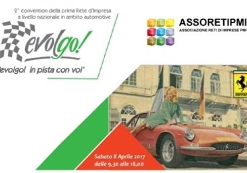 """8 Aprile, Modena """"evolgo! in pista con voi"""" all'Autodromo di Modena"""