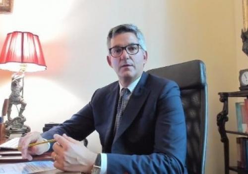 Antonino Galletti, eletto Presidente dell'Ordine Avvocati di Roma, è il nuovo Delegato di ASSORETIPMI per la Capitale