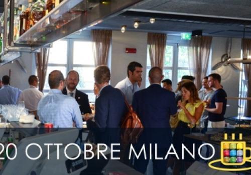 20 Ottobre, Milano: 3°Caffè delle Reti di ASSORETIPMI al Copernico Café. Fare rete con gusto, di più!