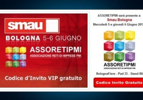 Smau Bologna, 5-6 giugno. L'innovazione passa per le Reti di Imprese.