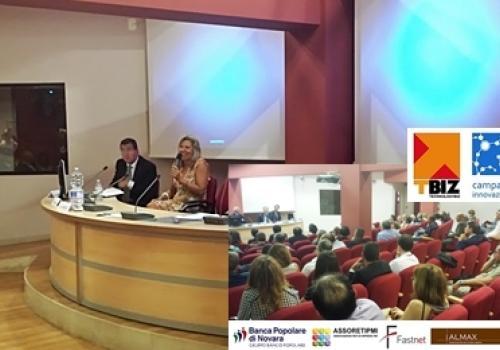 Assoretipmi, la Campania e le Reti di Imprese. TechnologyBIZ intervista Monica Franco.