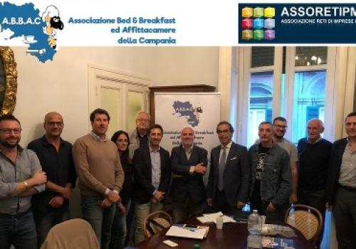 Turismo in Campania, Reti di Imprese per il settore extralberghiero, al via il Progetto di Ricerca.