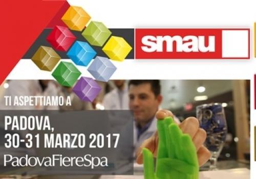 30-31 Marzo SMAU Padova | Tecnologie e Internazionalizzazione per le Reti innovative, by AssoretiPMI. Codice VIP gratuito.