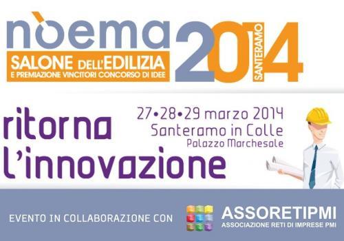 NOEMA, Salone dell'Edilizia, il 27, 28 e 29 marzo a Santeramo in Colle