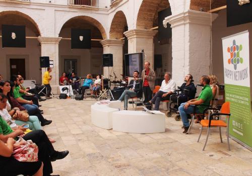 Che successo per la presentazione di Happy Network, la prima rete di imprese di Gioia del Colle!