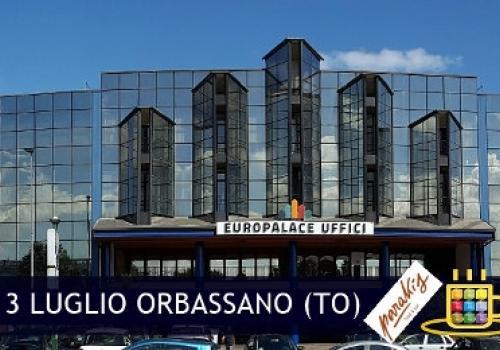 13 Luglio, Orbassano (TO): Caffè delle Reti di ASSORETIPMI Piemonte, Open Networking!