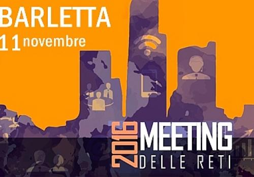 """11 Novembre, Barletta: """"Reti di Impresa: Opportunità tra innovazione e competitività"""""""