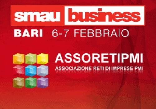 ICT e Reti d'Impresa: ASSORETIPMI & CDA ti invitano a SMAU Bari 6-7 Febbraio 2013