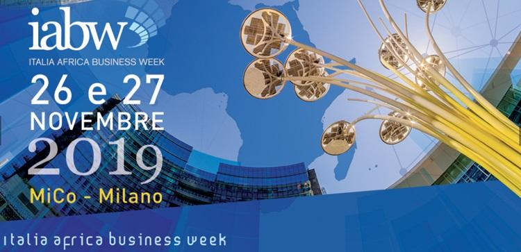IABW Italia Africa Business Week